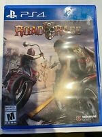 Road Rage Sony Playstation 4 PS4 Video Game Pre-Owned Good Condition