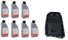For BMW e60 e65 e90 f01 Auto Transmission Filter Kit ZF 7 Ltr ATF Febi New