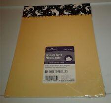New Hallmark Designed Paper 30 Sheets Halloween Ghost