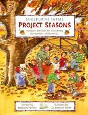Project Seasons: Hands-On Activities for Discovering the Wonders of the World S