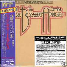 """SACD """" Beck, Bogert & Appice """" Limited Edition JAPAN ver. hybrid 5.1ch surround"""