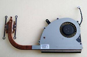 Fujitsu Lifebook UH572 CPU Fan/Heatsink CP574665-01