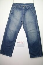 Levi's 572 Antiform (Cod.H1632) Tg.48 W34 L32 jeans usato vintage