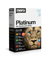 Nero Platinum 2019 - multilingual