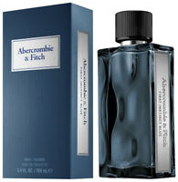 Abercrombie & Fitch First Instinct Blue cologne him 3.4 / 3.3 oz EDT New in Box