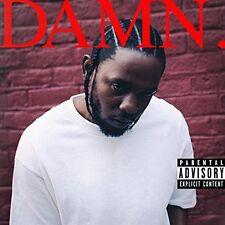 Damn - Kendrick Lamar (2017, CD NIEUW) Explicit Version