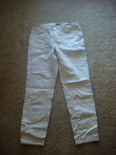 NYDJ Not Your Daughter's Jeans Pants Sz 8 Clarissa Skinny Ankle M77J44DT4052