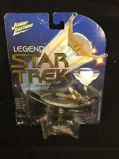 ROMULAN BIRD OF PREY  Legends of Star Trek Johnny Lightning Playing Mantis