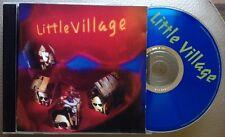 LITTLE VILLAGE / OM. - CD (printed in EU 1992)