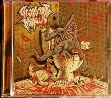 Gruesome Malady - Scumbustion(CD, 2017)FECAL BODY INCORPORATED S.M.E.S. IMPETIGO