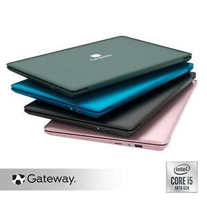 "New Gateway 14.1"" i5 16Gbram 256SSD Fingerprint Scanner, Webcam, HDMI, Windows10"