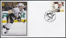 CANADA # 2942.09 SID CROSBY HOCKEY STAMP on FIRST DAY COVER