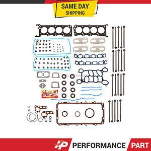 Full Gasket Set Head Bolts Fit 99-04 Lincoln Blackwood Navigator 5.4 V8 DOHC 32V