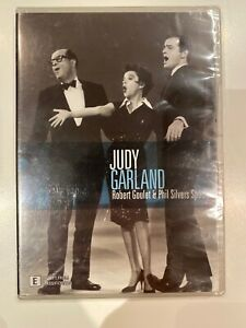 Judy Garland with Robert Goulet & Phil Silvers Special (DVD) Region 4 Sealed!