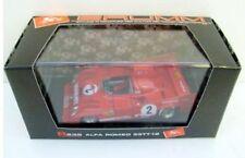 Brumm R238 ALFA ROMEO 33TT 12 Diecast Auto Rosso 1st MERZARIO LAFITTE 1975 1:43