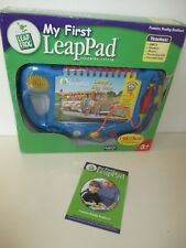 LeapFrog My First LeapPad Learning System with Leap's Big Day Interactive Book