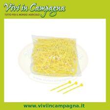 Chiodi cucirete  per teli o reti da olive
