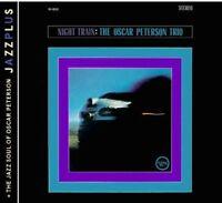 OSCAR PETERSON/OSCAR PETERSON TRIO - NIGHT TRAIN/THE JAZZ SOUL OF OSCAR PETERSON