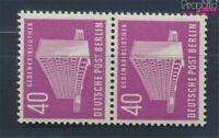 Berlin (West) 122 senkrechtes Paar postfrisch 1954 Berliner Bauten (7530001