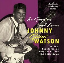 """Johnny Guitar Watson - For Gangsters & Lovers [New 7"""" Vinyl]"""