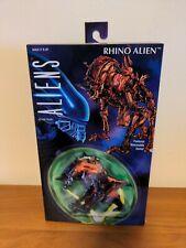 Aliens Rhino Alien Neca Figure
