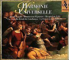 Harmonie Universelle von Savall, Figueras | CD | Zustand gut