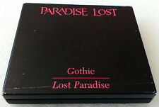 PARADISE LOST - Gothic / Lost Paradise (Embosed Slipcase 2xCD) Peaceville 1996