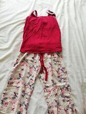 Hotmilk Harmony Pajamas Nursing Cerise New