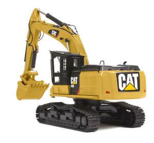 CAT 1/50 Caterpillar 568LL Excavator Tractor Vehicles Model Alloy Toy TR40003