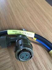 CLANSMAN 2 pin female POWER LEAD NEW UNISSUED