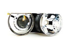 Morimoto BMW E46 ZKW Projector Retrofit Replacement - D2S 5.0 - Burned Bowl Fix