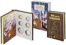 2012 Baby Set, Australian Proof Coins, Dot and the Kangaroo, RAM