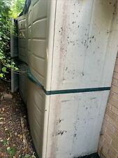 Keter plastic shed Used - Collect From Peterborough