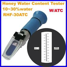 Honey refractometer RHF-30ATC 10-30% A Bee Keeping Tool measuring  WATER CONTENT