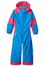 Spyder Bitsy Sassy One Piece Ski Suit, Snowsuit, Winter Suit, Size 4 Girls, NWT