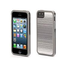 Griffin GB37654 Abstract Separates iPhone 5/5s Mobile Phone Case - Grey & Clear