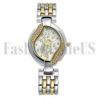Women's Ladies Luxury Bracelet Rhinestone Dial Analog Quartz Wrist Watch Gift