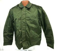 1976 Us Navy Extreme Cold Weather Deck Jacket