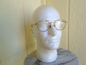 AO Vintage American Optical 1/10 12K GF Eyeglass Frames 5 3/4 Aviator