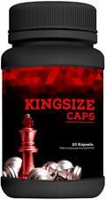 Kingsize Caps Contenu : 20 Gélules Envoi Rapide-