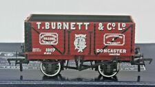 Bachmann  37-125K,  OO Gauge, 8 Plank Open wagon, 'T Burnett & Co' Club 2007/8