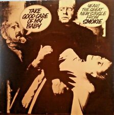 SMOKIE 45RPM PICTURE SLEEVE TAKE GOOD CARE OF MY BABY FREE POST WITHIN AUSTRALIA