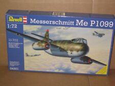 Revell Messerschmitt Me P 1099 code 04301