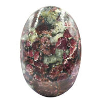 Cts. 67.70 Natural Gorgeous Eudialyte Cabochon Oval Cab Loose Gemstone