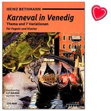 Karneval in Venedig - Thema und 7 Variationen - CFS4608 - 9790500336082