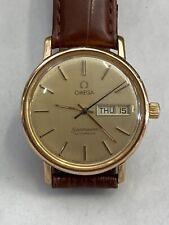 Vintage omega seamaster day date cal 1022