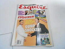 JAN 1995 ESQUIRE mens fashion magazine OJ SIMPSON