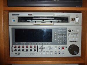 Panasonic Digital Video Cassette Recorder AJ-D580 im D5 Videoformat