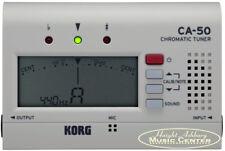 Korg CA-50 - Handheld Digital Chromatic Tuner for All Instruments