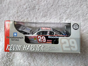 2002 RCCA 1/64 Kevin Harvick #29 Goodwrench Service Chevrolet Monte Carlo